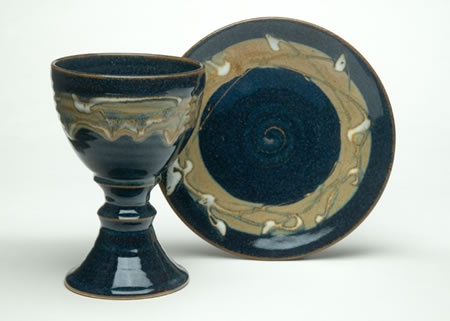 Chalice and Paten Set